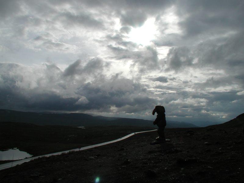 T(r)olle Stimmung in der Hardangervidda