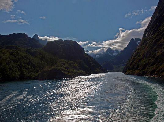 Trollfjord - Vorfreude, bald wieder da!