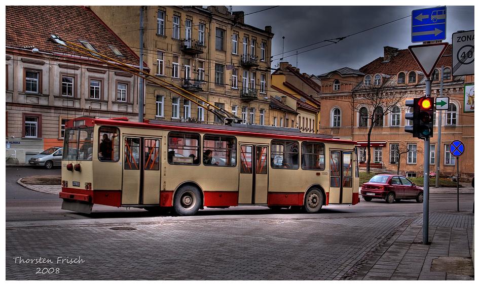 Trolly Bus