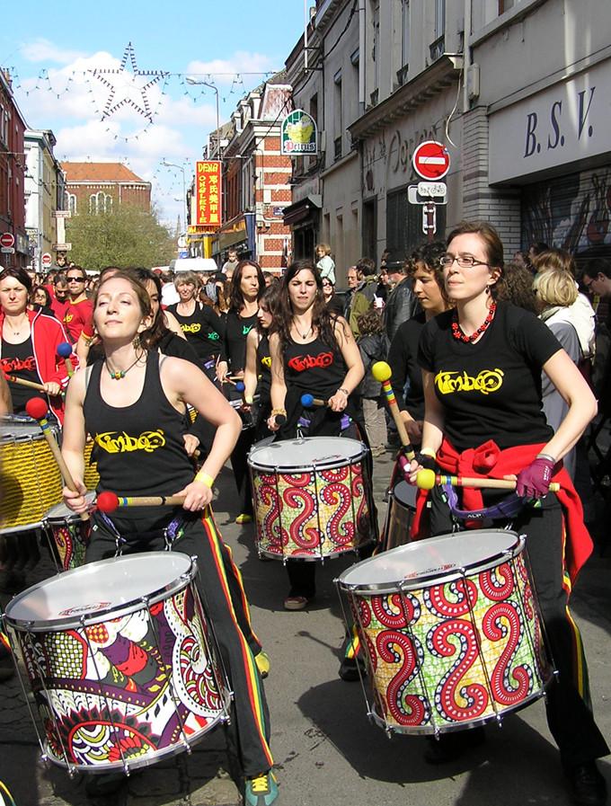 Trommel March
