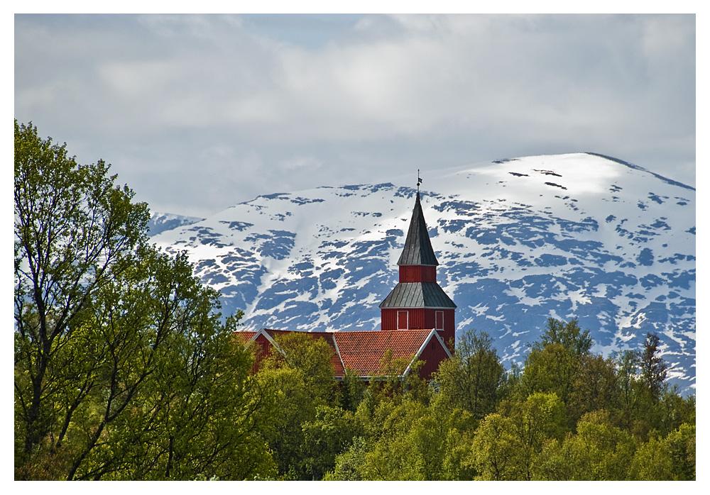 Tromsø - Kirche
