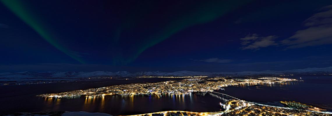 Tromsø@night