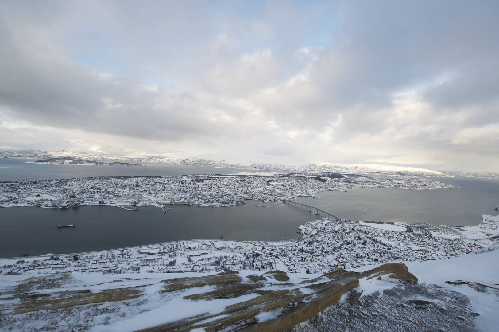 Tromso  Norwegen