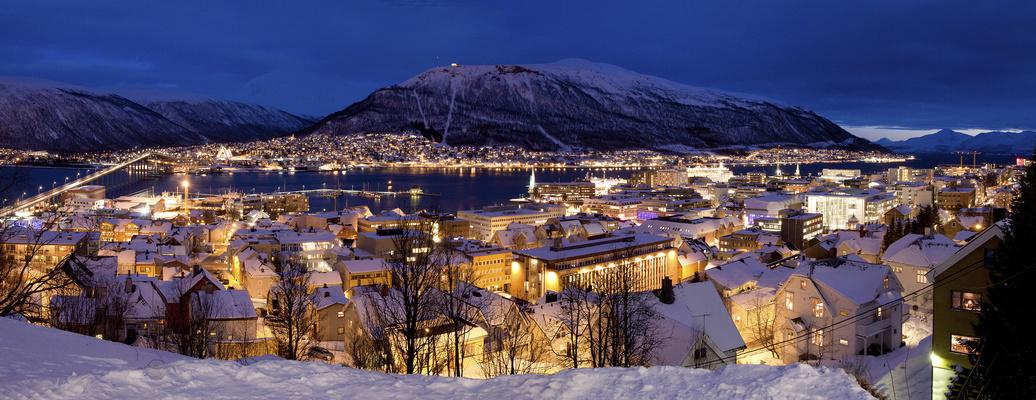 Tromsö-Panorama