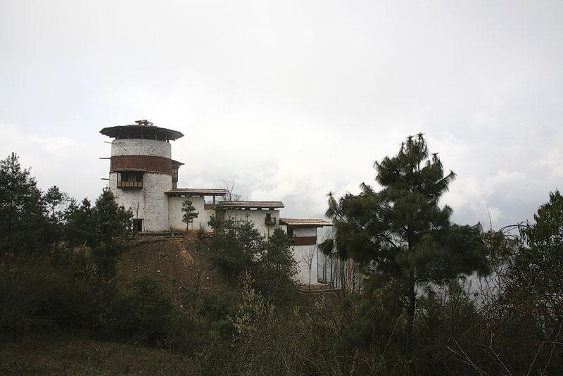 Trongsa Dzong 5