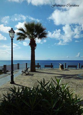 Tropea - villetta al Cannone