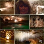 Tropfstein Höhle en Vercors
