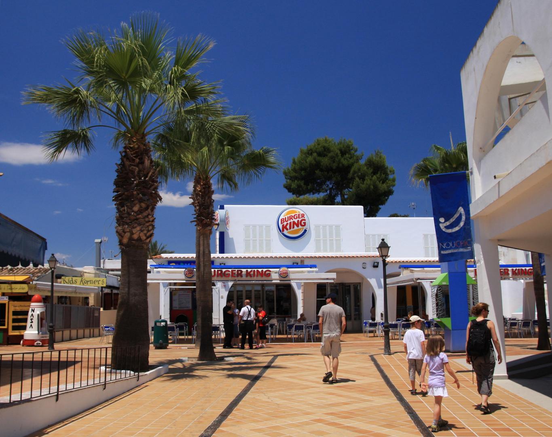 Tropical Burger King (tm)