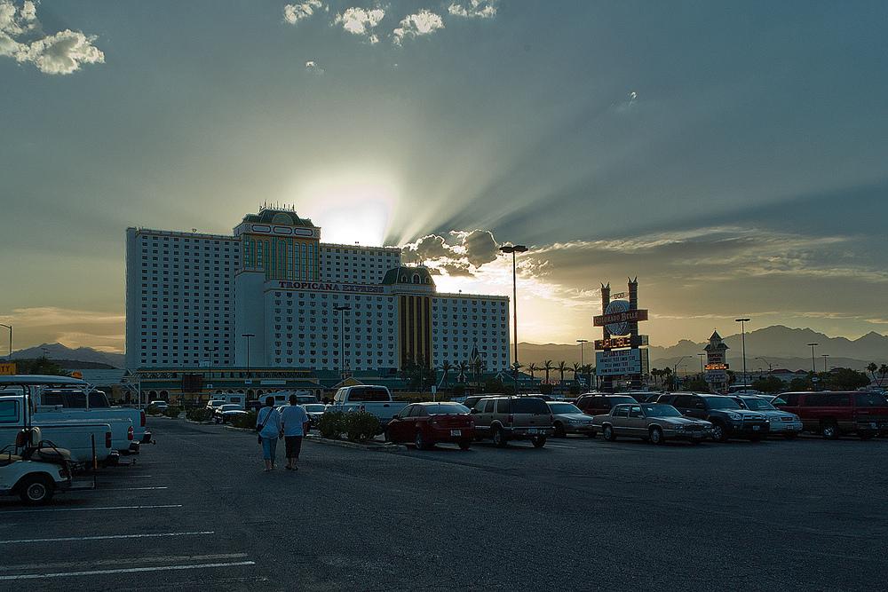 Tropicana Hotel II; Nevada