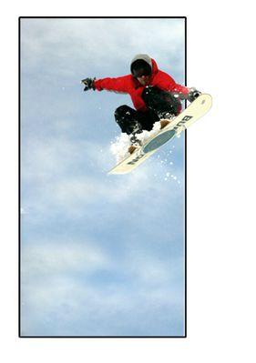 ... trotz allem ist mir skifahren lieber ...