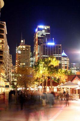 Trubel in Sydney