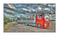 Truck 3. Versuch