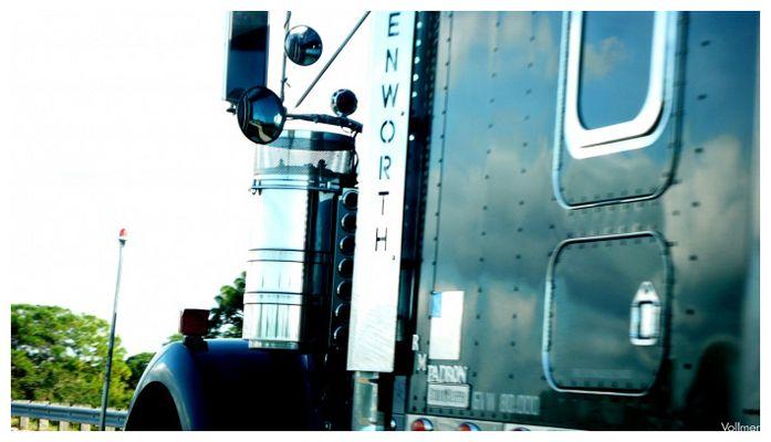 Truck auf der I-75