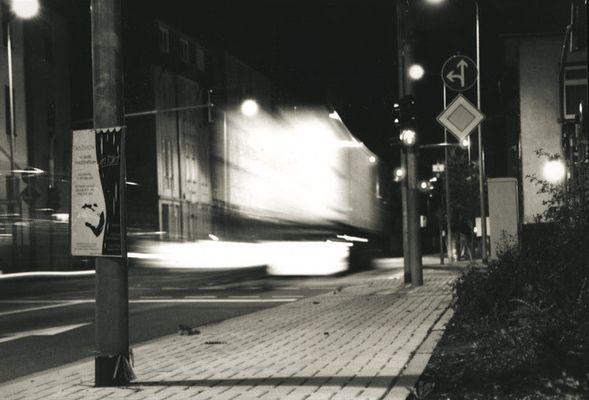 truck runnin