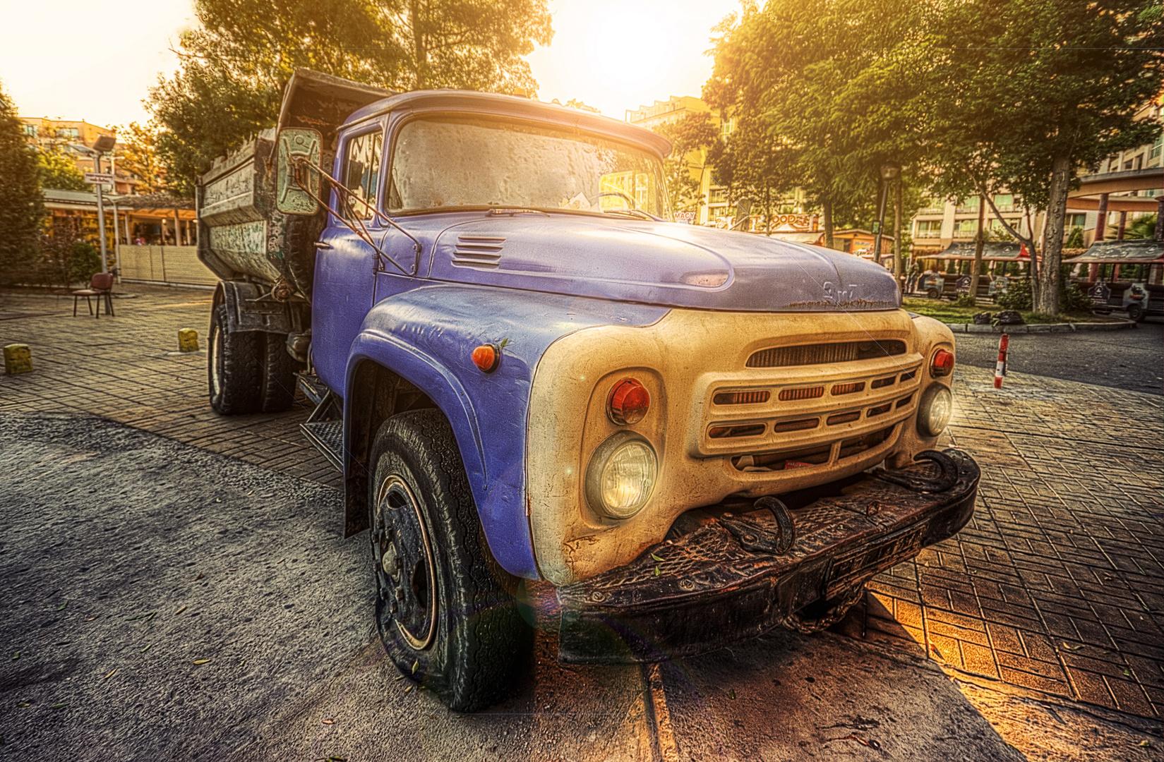 Truck - Sunny Beach Bulgaria