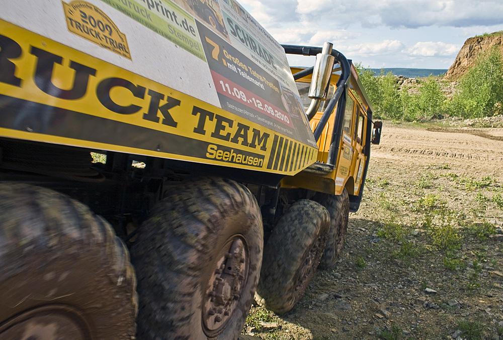 Truck-Trail #8 Tatra 813 8x8