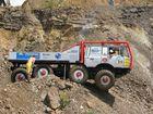 Truck Trial (1) im Tagebau...