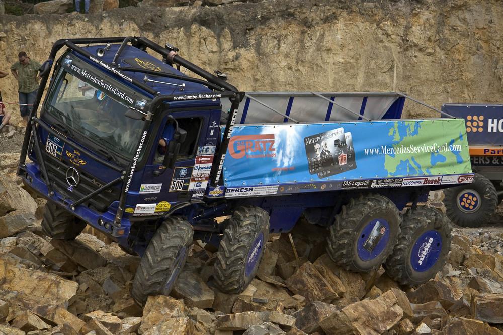 Truck Trial Osnabrück 2008 - die Zweite...