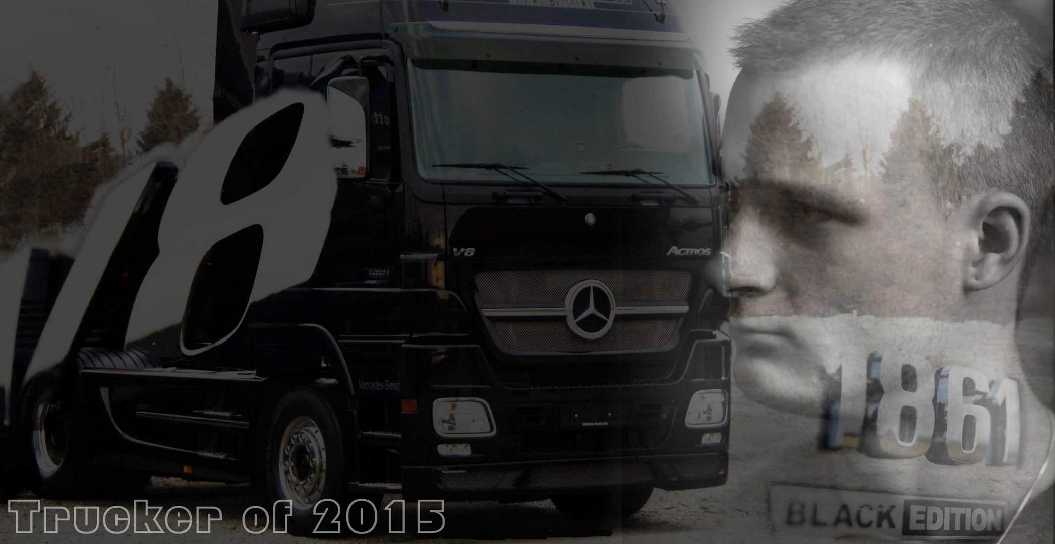 Trucker of 2015