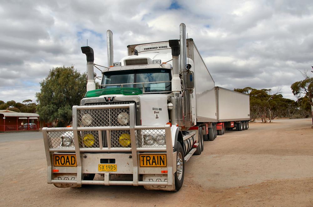 Truckers, baby