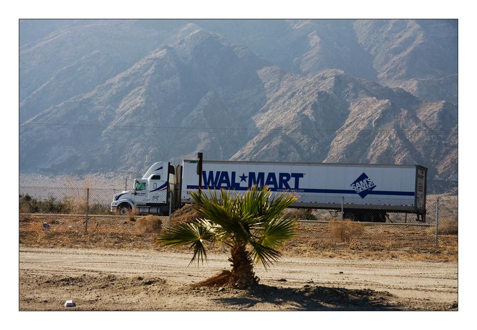Trucks on the road (II)