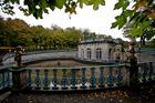 Trüber Herbsttag in Schloss Wilhelmsthal