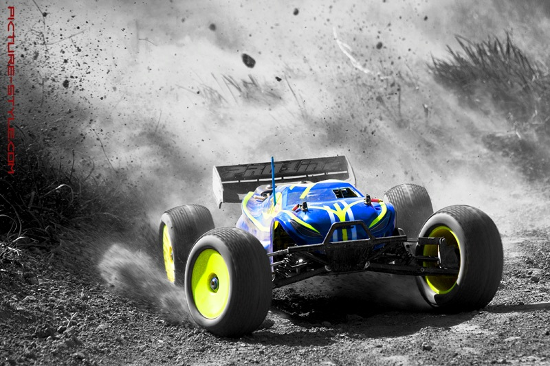 Truggy in Action