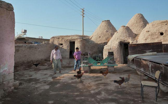 Trulli-Häuser