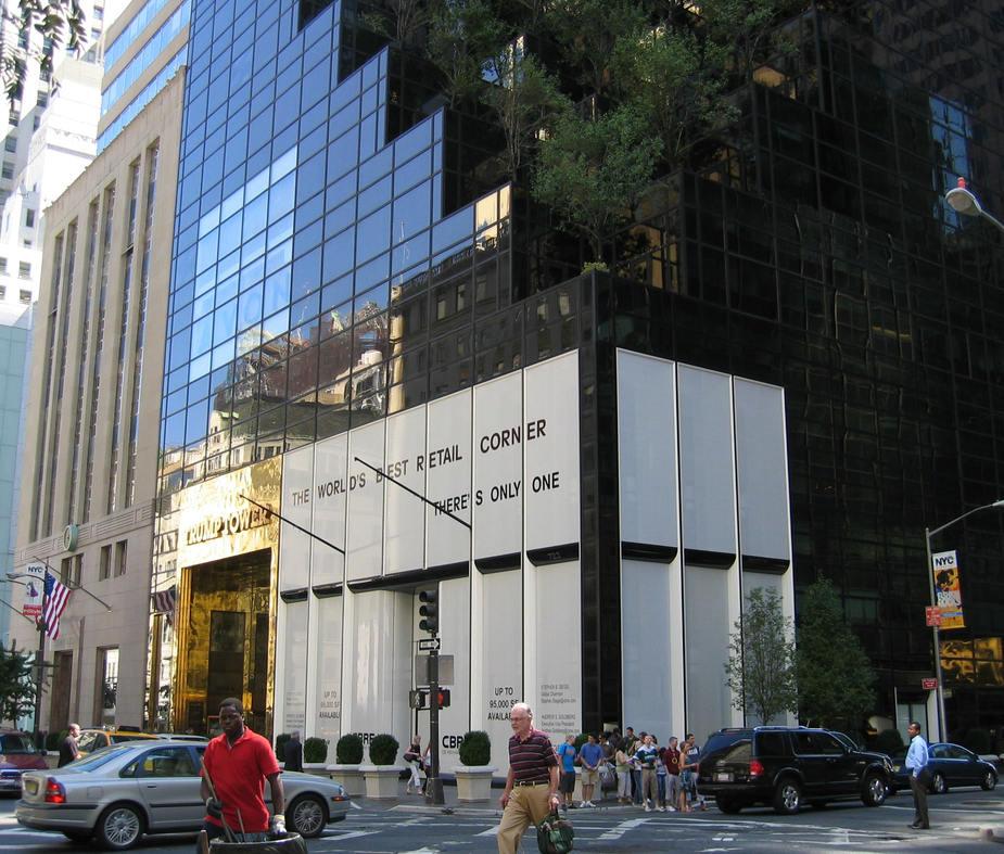 Trump Tower -2-