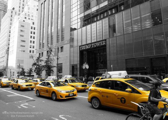 Trump Tower / New York City