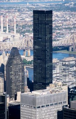 Trump World Tower (?), NYC