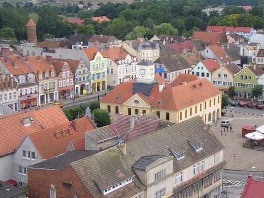 Trzebiatow ( Treptow/Rega )