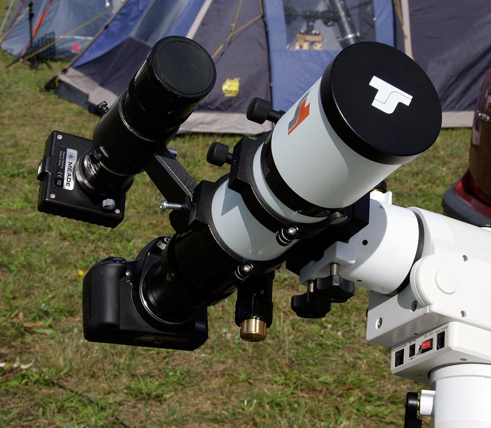 TS Quadrouplet 65/420mm