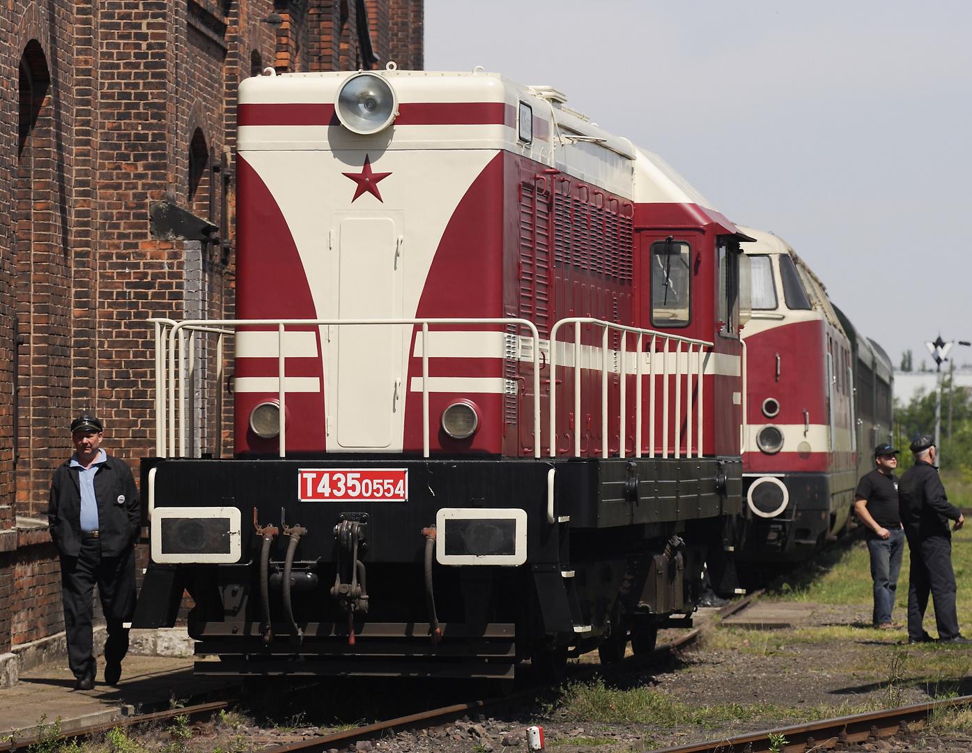 Tschechische T435