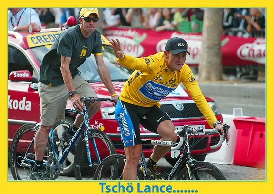 Tschö Lance...