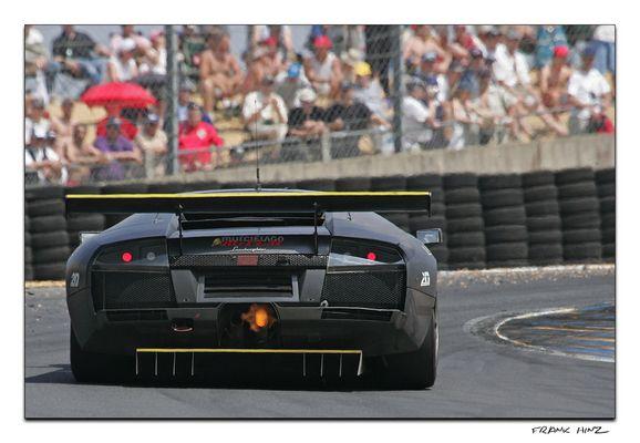 Tschüss Le Mans