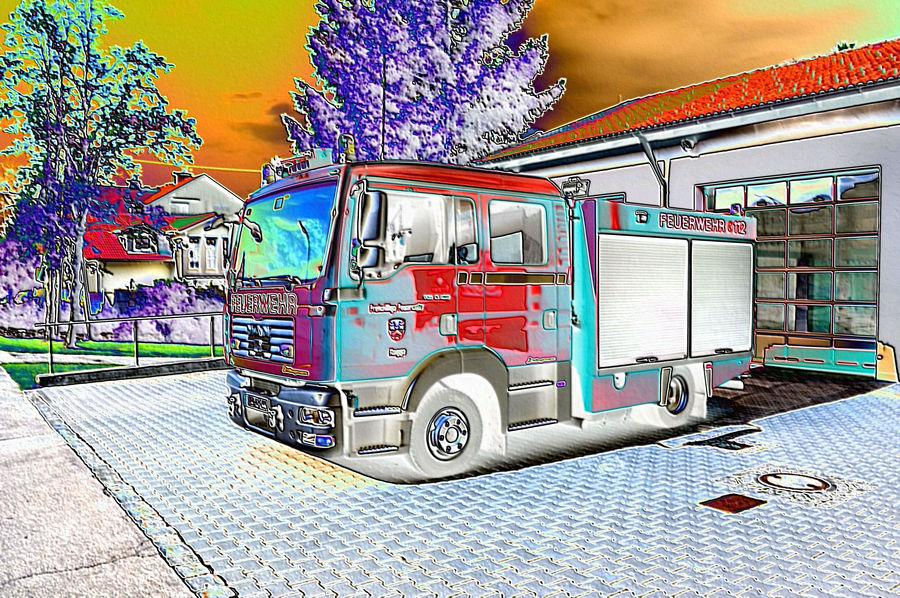 TSF-W Feuerwehr Hegge