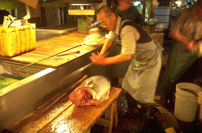 Tsukiji zwei