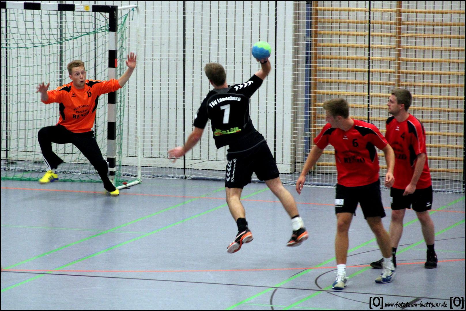 TSV LL (die 2.) gegen den TSV Partenkirchen