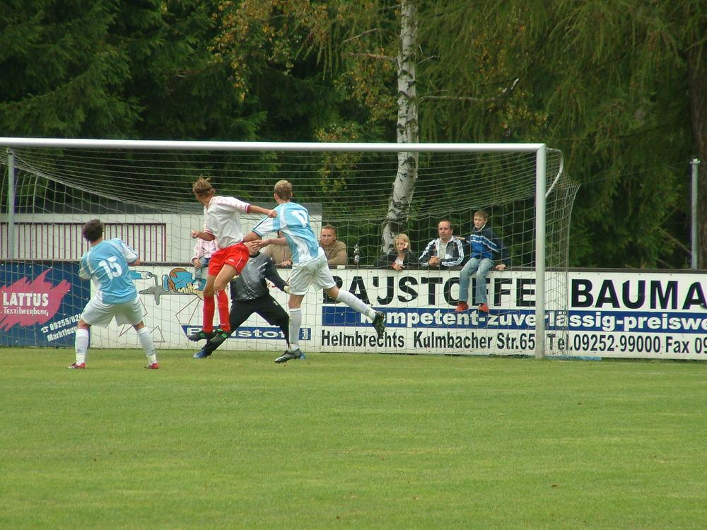TSV Presseck vs. FSV Bayreuth 1:0...