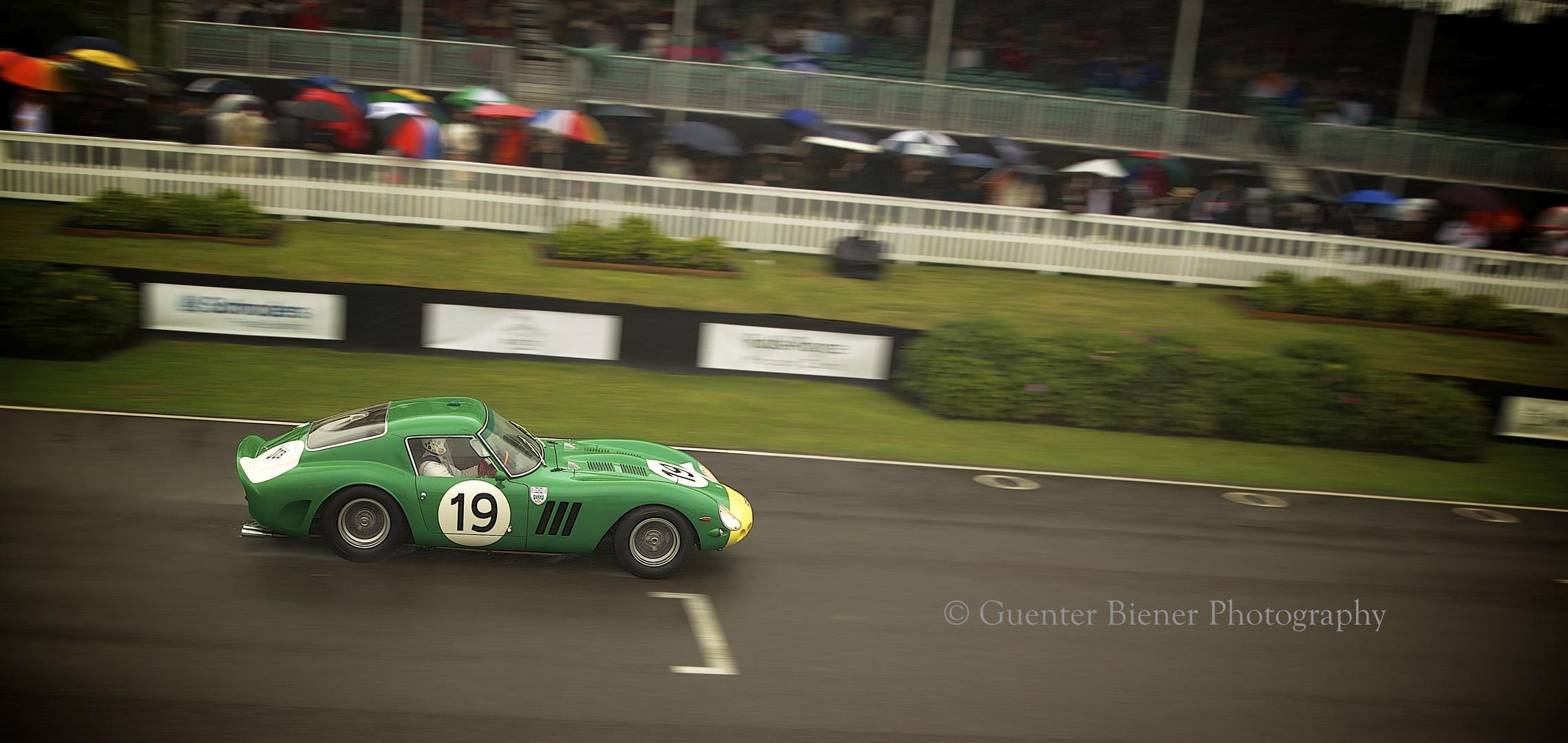 TT Celebration Race, Ferrari 250 GTO...