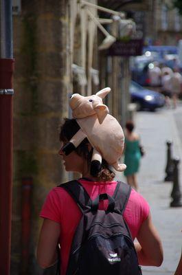 tête de cochon ...