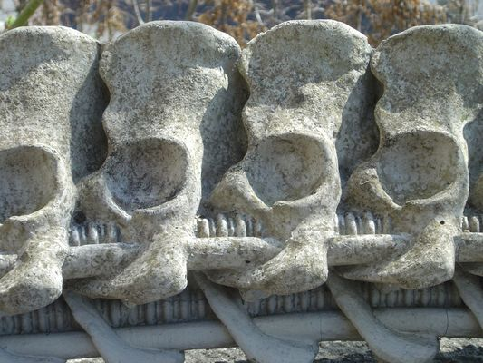têtes aztèques