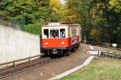 TU Wagen Zug
