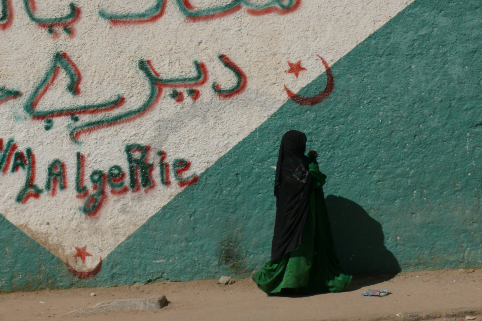 Tuareg Frau in Djanet