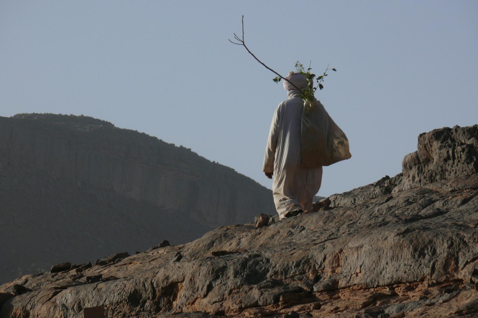 Tuareg in Ihrir