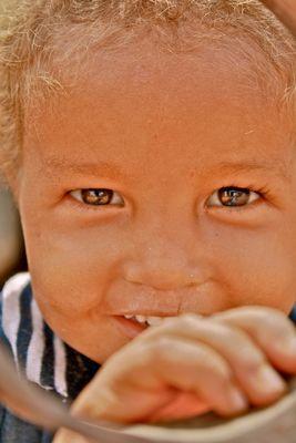 Tuareg-Junge