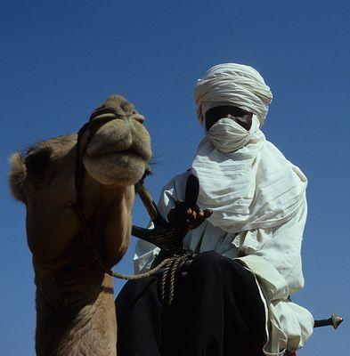Tuareg-Reiter