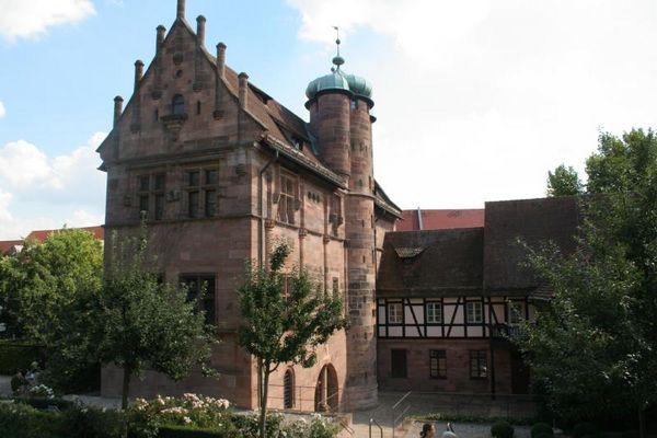 Tucherschloss in Nürnberg