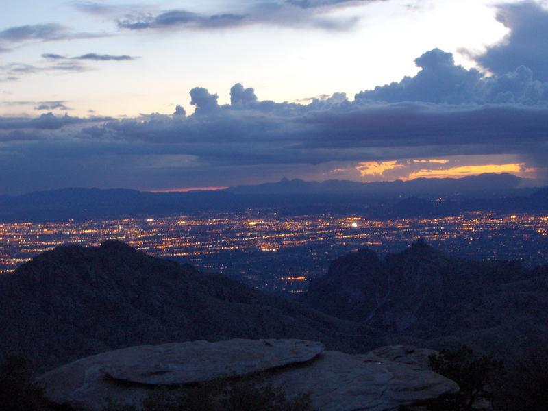 Tucson's version of twilight